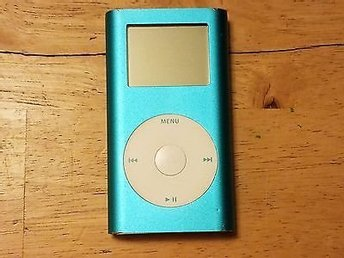 Apple iPod Mini 2nd Generation Blå 4GB