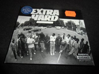 Extra Yard - The bouncement revolution -CD-2002-Ragga/HipHop