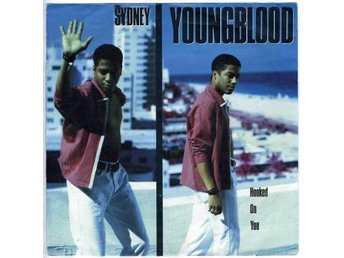"SYDNEY YOUNGBLOOD (EX) – Hooked On You / 7"" Vinyl PS Single 1991"