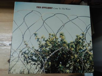 Fred Appelqvist - Come To The Water, CD
