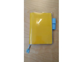 Hobonichi Techo Canary Cover