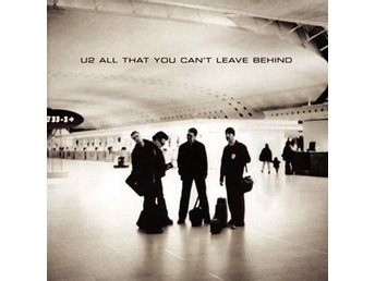 U2: All that you can't leave behind (Rem) (Vinyl LP + Download)