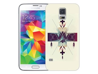 Samsung Galaxy S5 Skal Traditionell Konst