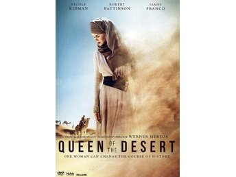 Queen of the desert (DVD)