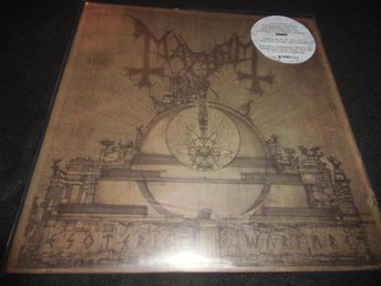 Mayhem - Esoteric warfare - Blå 2LP - 2014 - Ny