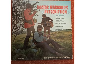DOCTOR MARIGOLD'S PRESCRIPTION : Hit songs from London