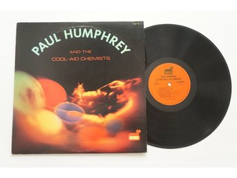 ** Paul Humphrey And The Cool-Aid Chemists - S/T **