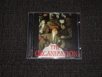The Organization - The Organization (Heavy Metal/Hard Rock)
