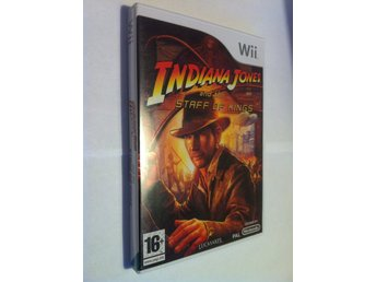 Wii: Indiana Jones and the Staff of Kings