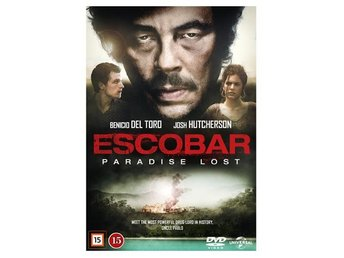 Escobar - Paradise lost (DVD)