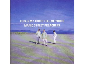 Manic Street Preachers-This is my truth tell me yours / CD