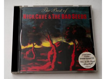 Nick Cave & The Bad Seeds / The Best of 2-CD limited edition