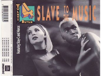 Twenty 4 Seven Featuring Stay-C And Nance - Slave To The Music
