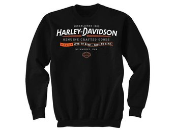 H-D® Live To Ride- Ride To Live  Sweetshirt