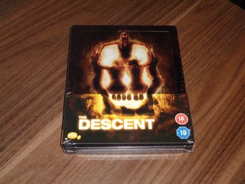 Blu-ray steelbook: The Descent