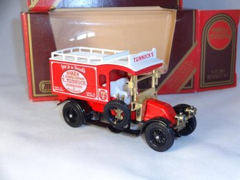 1910 Renault type AG / Tunnock / Matchbox Lesney / MoY