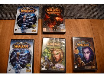 World Of Warcraft PC-spel