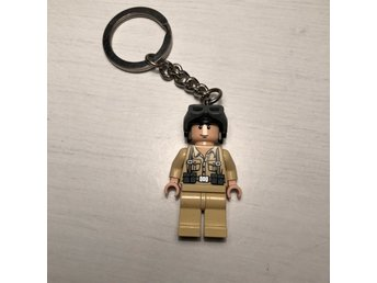 LEGO INDIANA JONES FIGUR NYCKELRING German Soldier