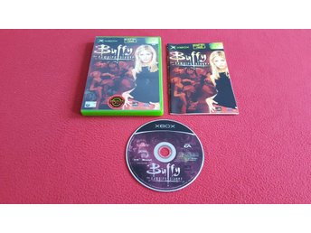BUFFY THE VAMPIRE SLAYER till Xbox