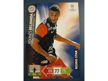 RISING STAR -  YOUNES BELHANDA -  MONTPELLIER - CHAMPIONS LEAGUE 2012-2013