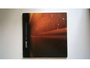 Lowe - The Vanishing, single CD