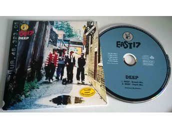 East17 - Deep, single CD