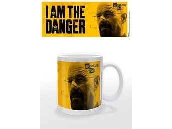 Breaking Bad Mugg I Am The Danger