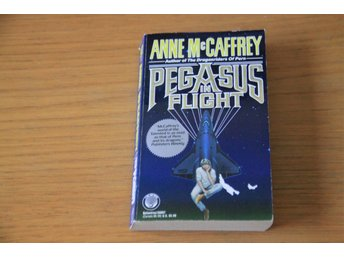 Anne McCaffrey - Pegasus in Flight