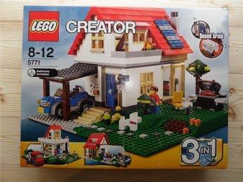 Lego Creator 5771 - Bergshus - Ny och oöppnad - Sorsele - Lego Creator 5771 - Bergshus - Ny och oöppnad - Sorsele