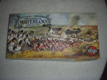 Airfix 1:72 The Battle of Waterloo Assault set