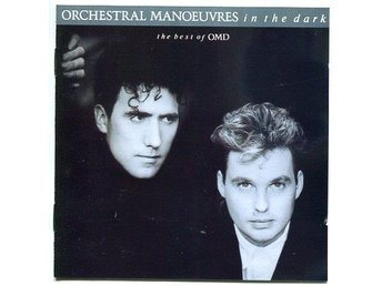 Orchestral Manoeuvres In The Dark ‎– The Best Of OMD CD 1988