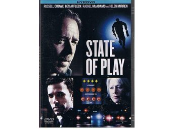 State of Play - Russell Crowe, Ben Affleck, Rachel McAdams, Helen Mirren
