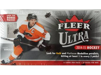 2014/2015 Fleer Ultra Hockey Hobby Box - Rönninge - 2014/2015 Fleer Ultra Hockey Hobby Box - Rönninge