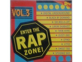 Various Artists titel* Enter The Rap Zone! Vol. 3 - Hägersten - Various Artists titel* Enter The Rap Zone! Vol. 3 - Hägersten