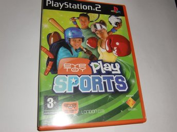 Eye Toy Play Sports - PS2 spel