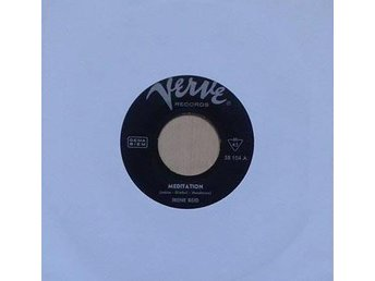 Irene Reid* title*  Meditation* Soul-jazz, Bossa Nova Germany 7""