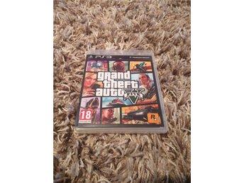GTA V / Grand Theft Auto 5 - PS3 - Gävle - GTA V / Grand Theft Auto 5 - PS3 - Gävle
