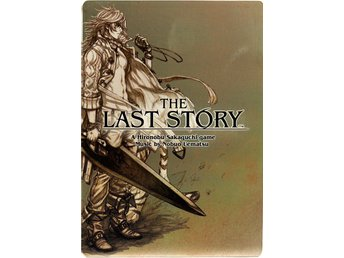 The Last Story - Steelbook - Nintendo Wii