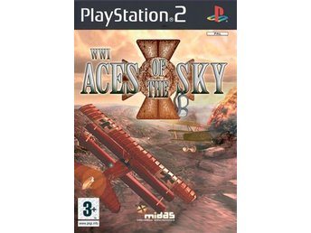 WWI - Aces Of The Sky - Playstation 2 PS2