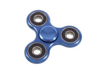 Fidget spinner aluminium - Blå 2c537259e03d4