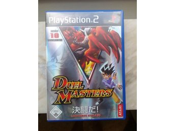 Duel Masters - Limitere Auflage (Special Edition) - PS2