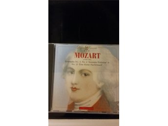 Mozart Klassisk cd