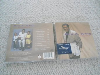 CD : BEN E. KING : WHAT'S IMPORTANT TO ME 1992