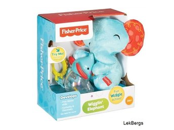 Fisher-Price Elefanten Ord Pris 249:-