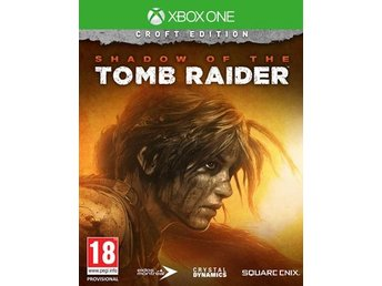 Tomb raider / Shadow of the Tomb raider - C.E. (XBOXONE)