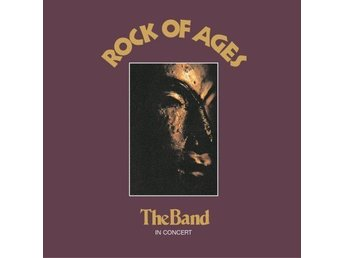 2LP The Band Rock of ages