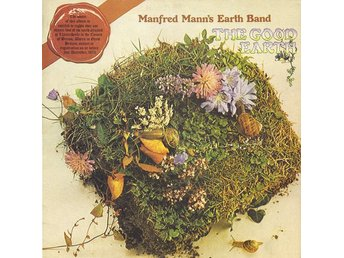LP Manfred Mann´s Earthband The good earth