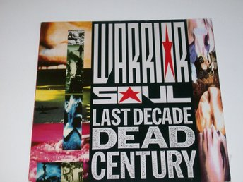 WARRIOR SOUL - LAST DECADE DEAD CENTURY - LP