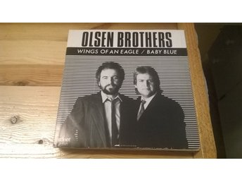 Olsen Brothers - Wings Of An Eagle, EP