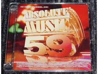 Absolute Music 59 ( 2 CD )